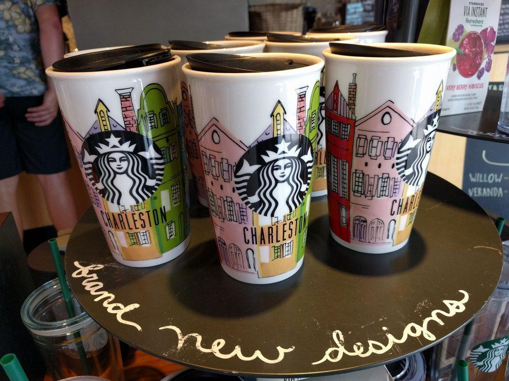 Used Cars Charleston Sc >> Starbucks - 10 Photos & 17 Reviews - Coffee & Tea - 387 ...