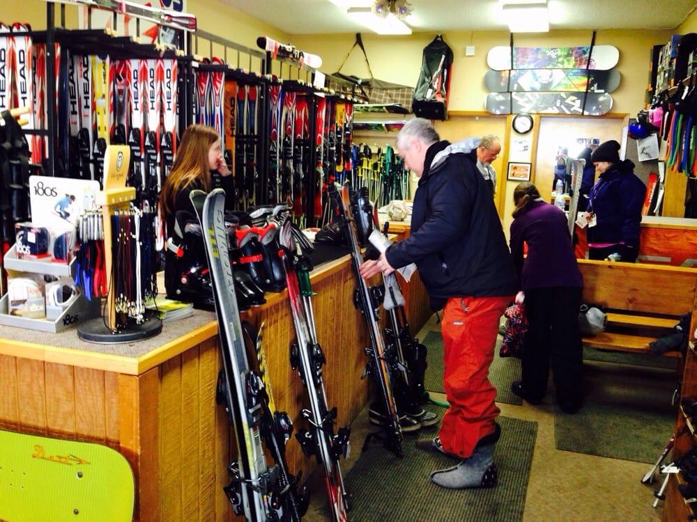 Ski Tech Rentals: 52 N Angel Fire Rd, Angel Fire, NM