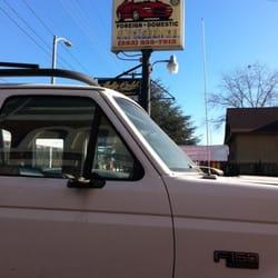 Chris auto service 28 reviews auto repair 5540 monte for Park place motors service
