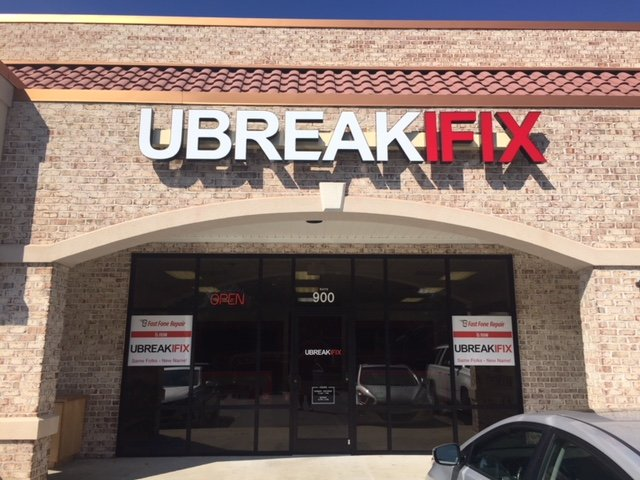 uBreakiFix: 1901 Charles Blvd, Greenville, NC