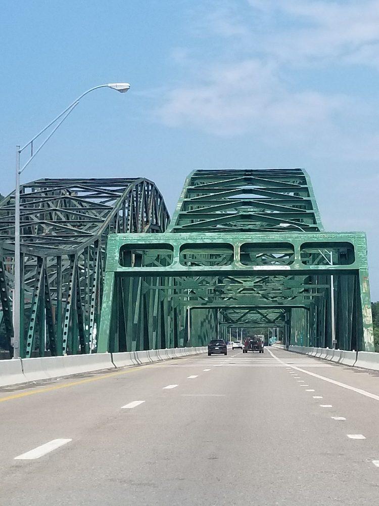 Chuck Yeager Bridge: I-64, Charleston, WV