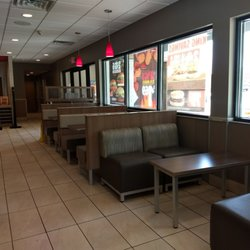 Photo Of Burger King Zelienople Pa United States Interesting Booth Arrangement Includes