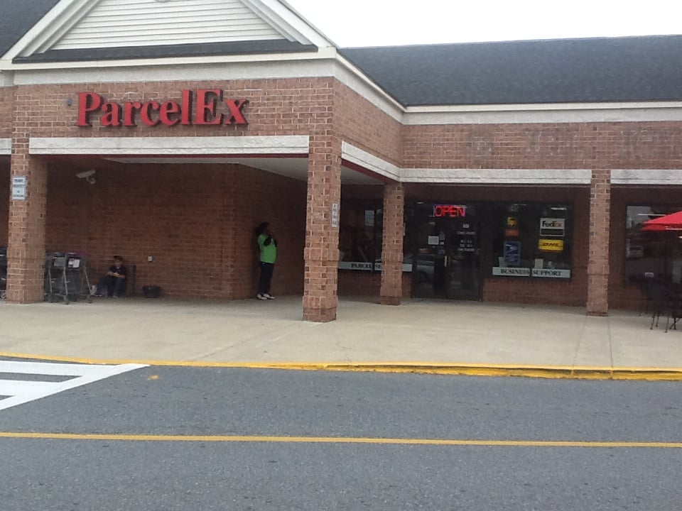 ParcelEx: 645 Solomons Island Rd N, Prince Frederick, MD