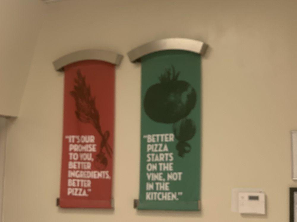 Papa John's Pizza: 2480 Palomino Ln, Forestdale, AL