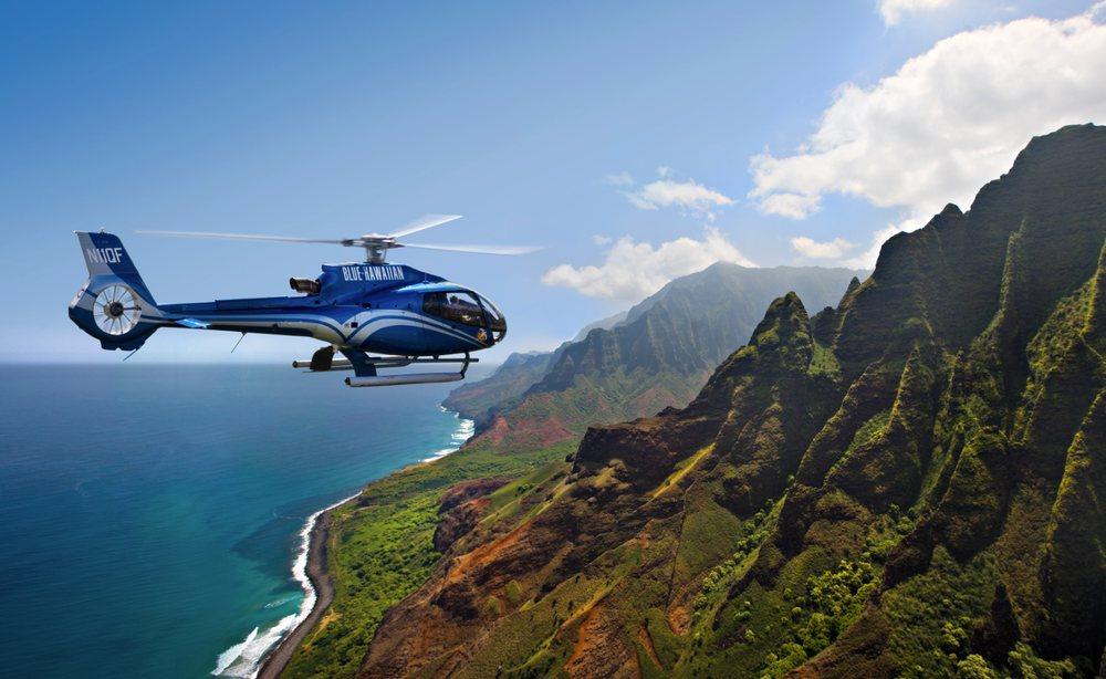 Blue Hawaiian Helicopters: 5-3541 Kuhio Hwy, Kilauea, HI