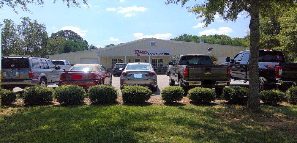 Elders Body Shop: 3370 Astondale Rd, Watkinsville, GA