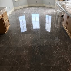Photo Of Mb Marble Resurfacing Hayward Ca United States Kitchen Floor Red