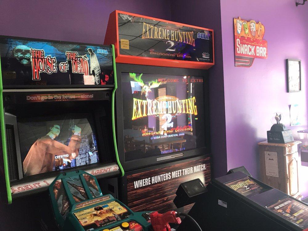 Atomic Raid Arcade: 298 E Main St, Whitesburg, KY