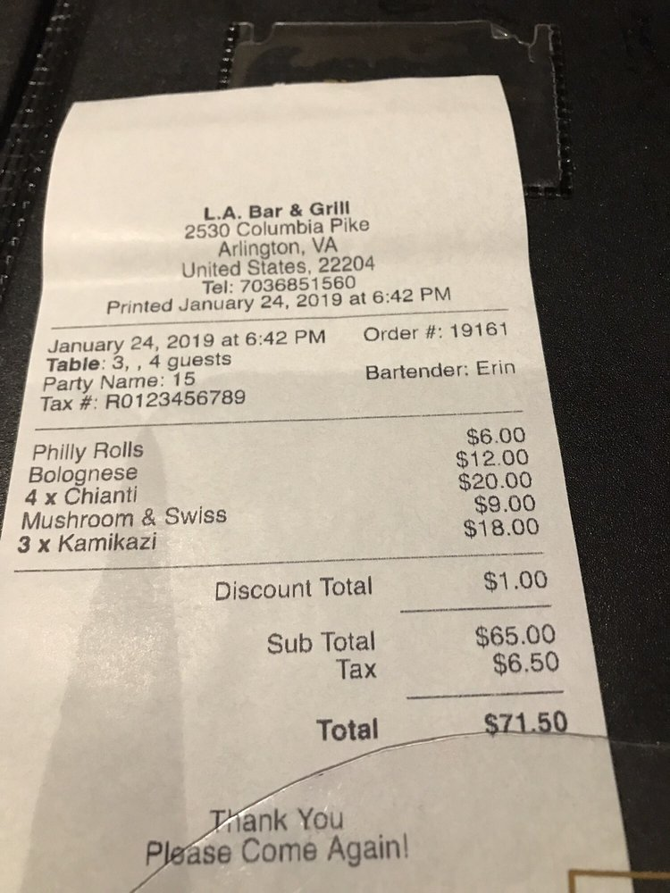 L A  Bar and Grill - 46 Photos & 97 Reviews - American