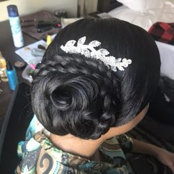 Styles by wynsome 75 photos hair extensions 9205 archibald photo of styles by wynsome rancho cucamonga ca united states wedding hair pmusecretfo Image collections