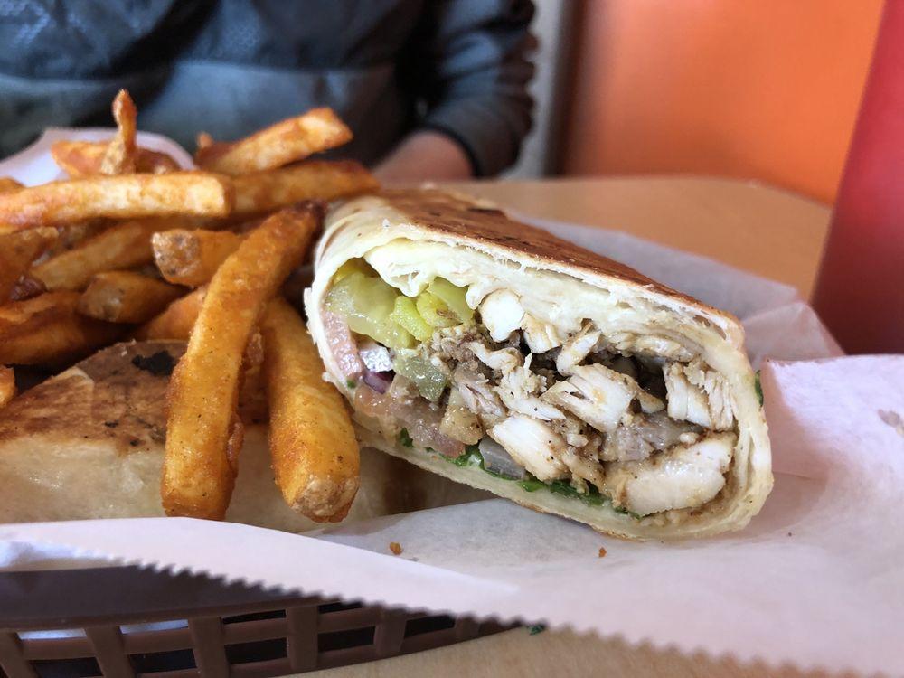 Sinbad's Grill: 7002 W 83rd St, Overland Park, KS