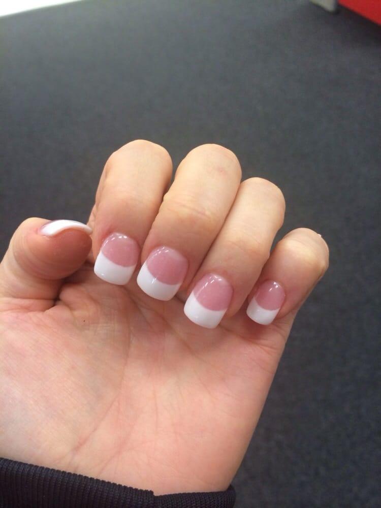Nexgen Nails French tip $35 - Yelp