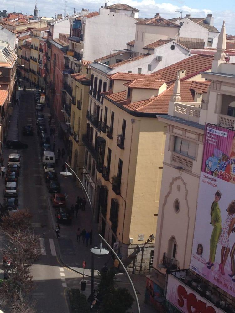 La vista desde la terraza yelp for Casa de granada terraza madrid