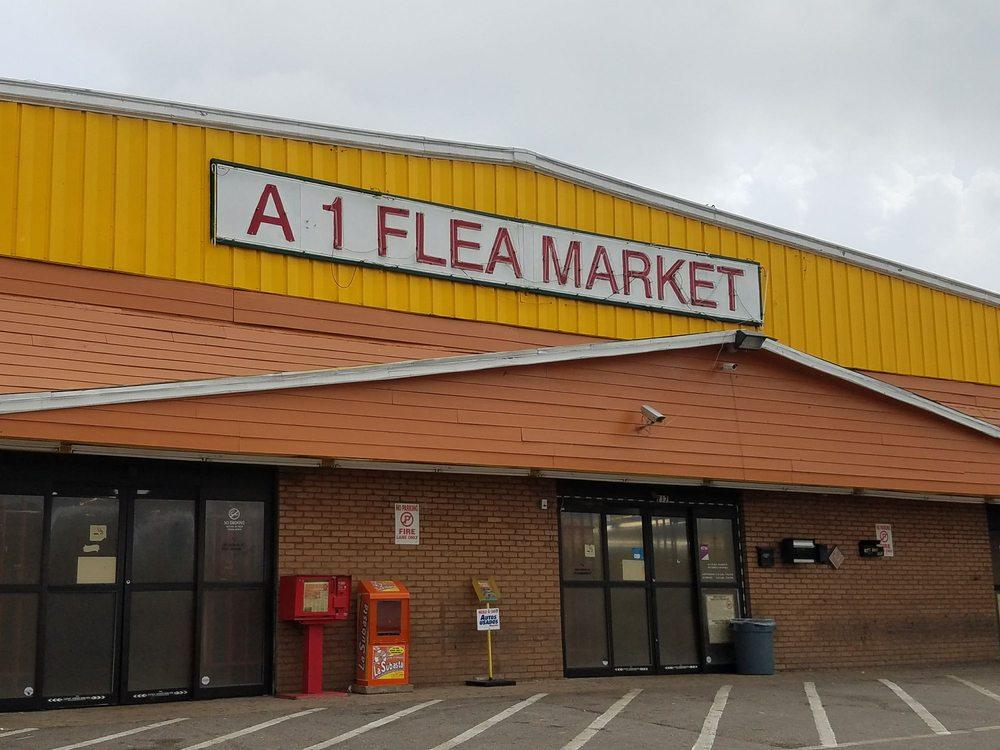 A-1 Flea Market: 717 Maxey Rd, Houston, TX