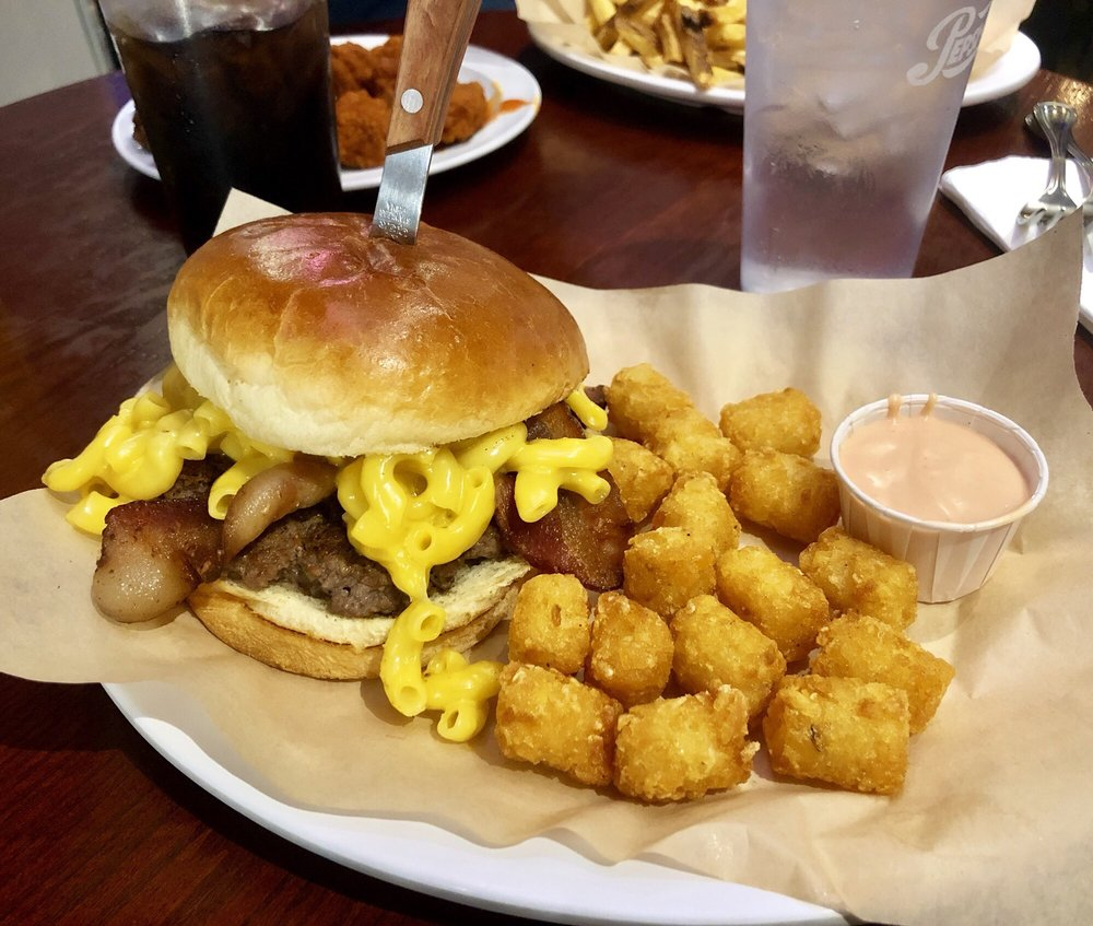 KC's Burgers and Brews: 541 Thain Rd, Lewiston, ID
