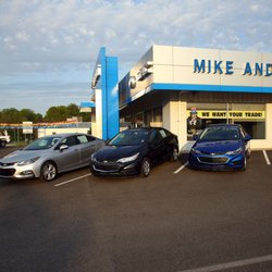 Mike Anderson Chevrolet Buick Gmc Request A Quote Car Dealers