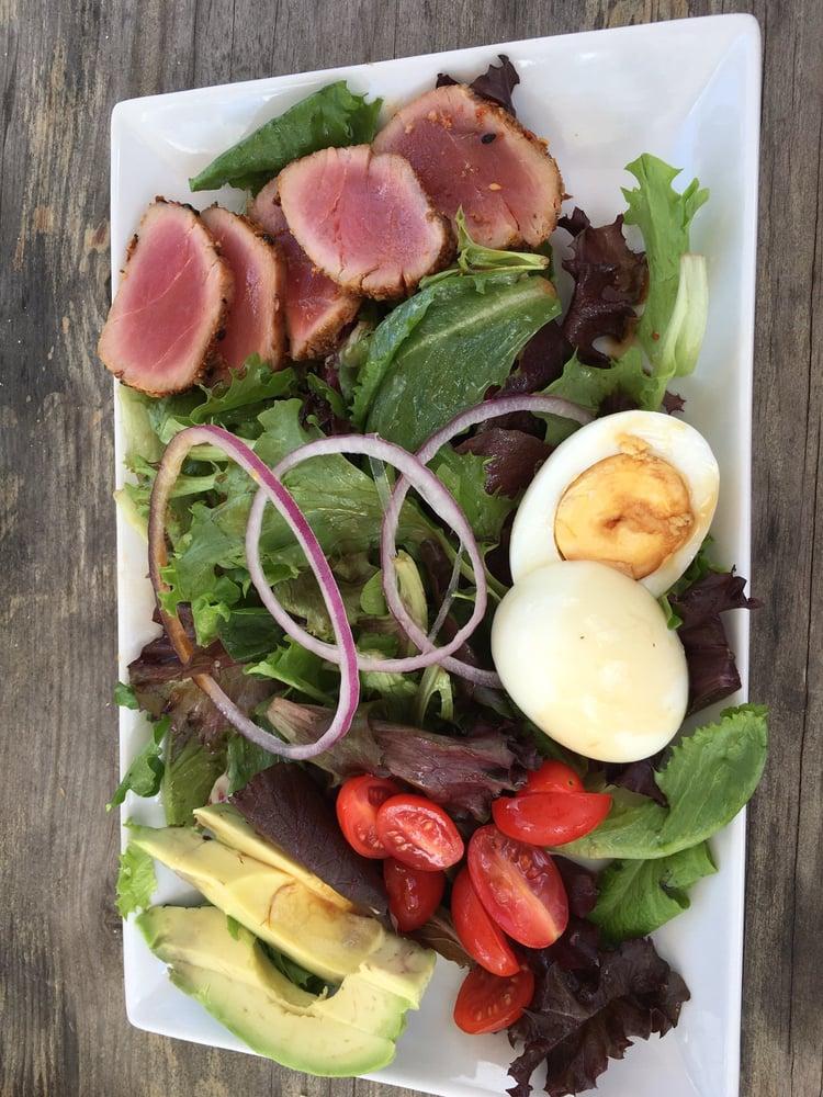 Great Ahi Tuna Salad Yelp