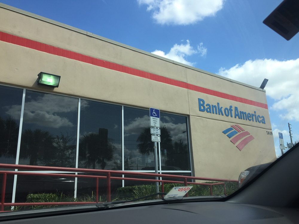 Bank of America: 7419 State Road 52, Bayonet Point, FL