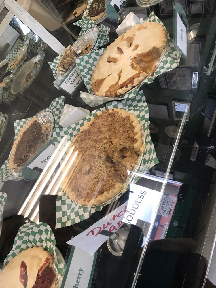 The Pie Goddess: 1100 Griffin Ave, Enumclaw, WA