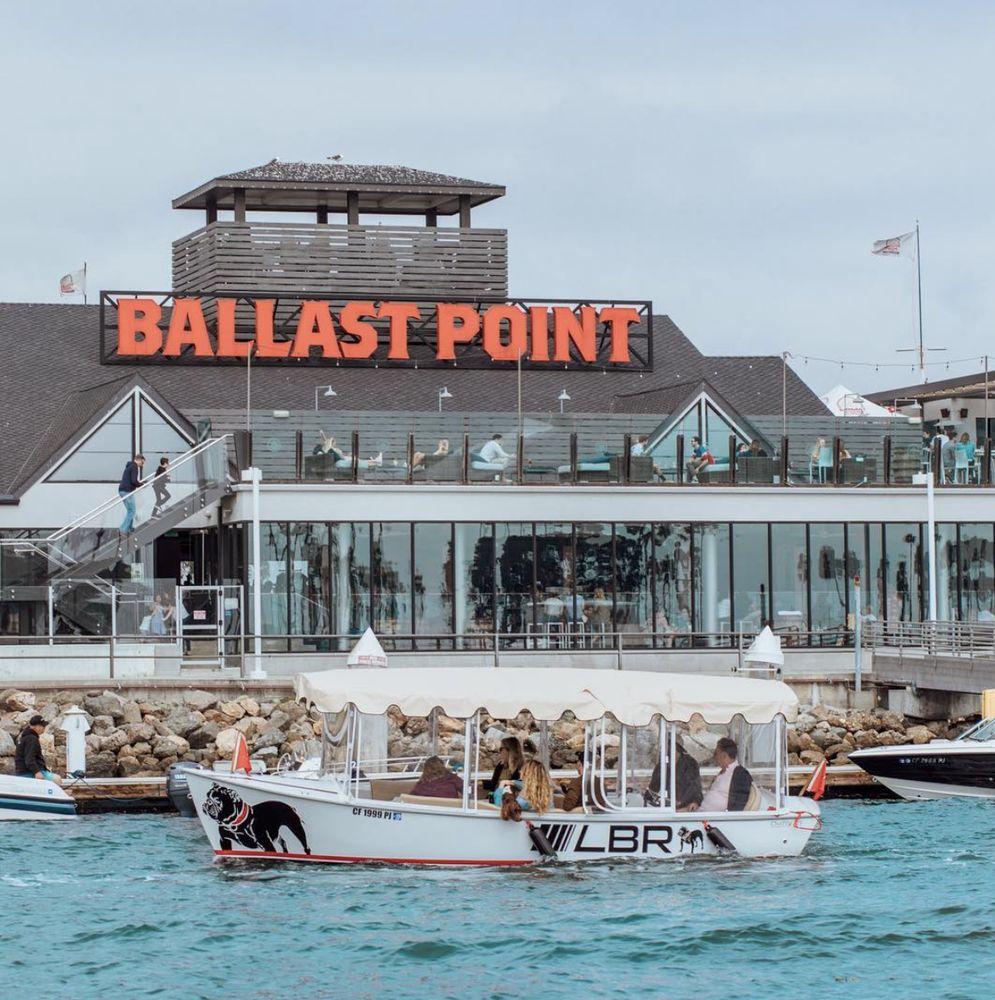 Location de bateaux à Londres Long Beach