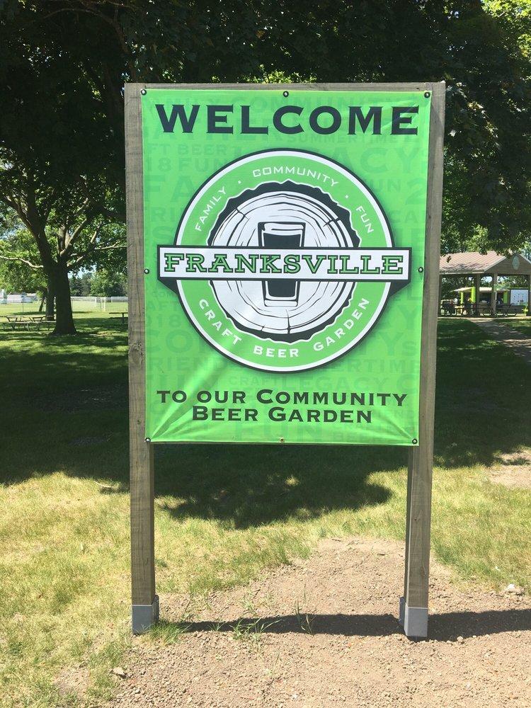 Franksville Beer Garden: 9614 Northwestern Ave, Caledonia, WI