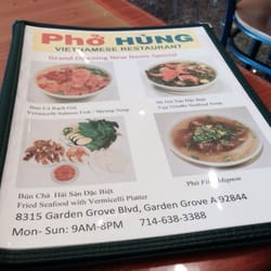 Pho Fanatic And Pho O C Vietnamese Reviews Garden Grove Ca Phone Number Yelp