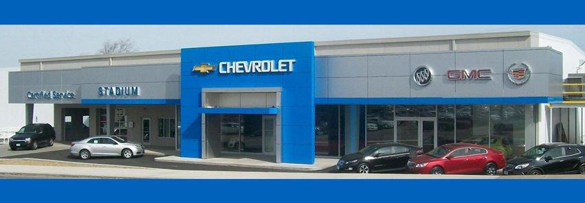 Stadium Chevrolet Buick Gmc Cadillac Car Dealers 292 W