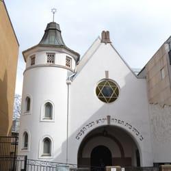 norsk synagoge nettside Lillehammer