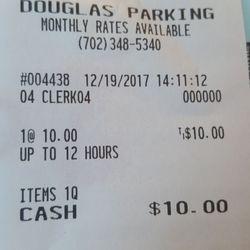 Douglas Parking - 229-239 S 3th St, Downtown, Las Vegas, NV