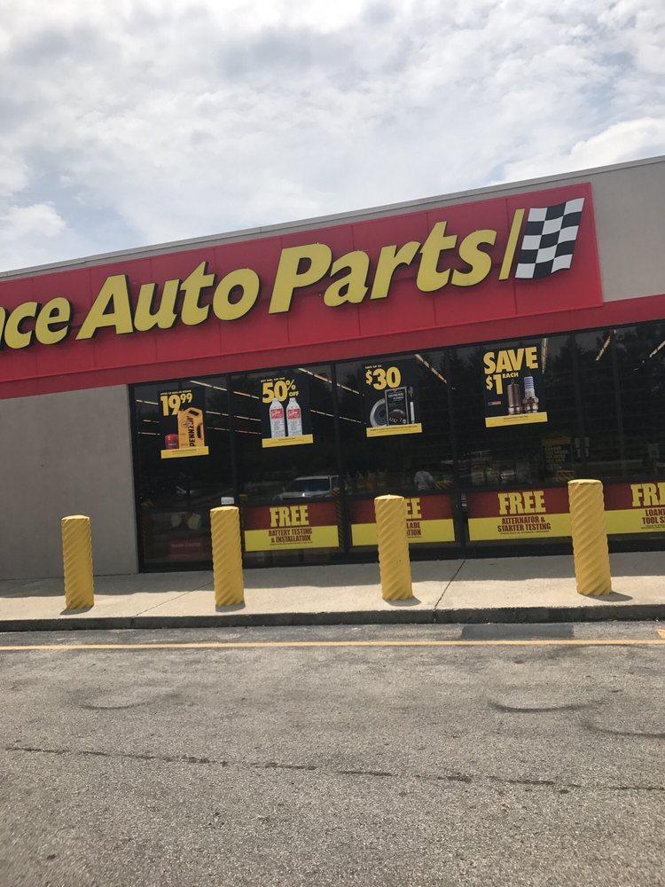Advance Auto Parts: 3011 Gender Rd, Reynoldsburg, OH