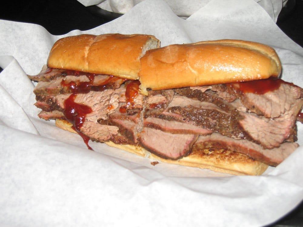 Tri-Tip Sandwich ($7)   Yelp