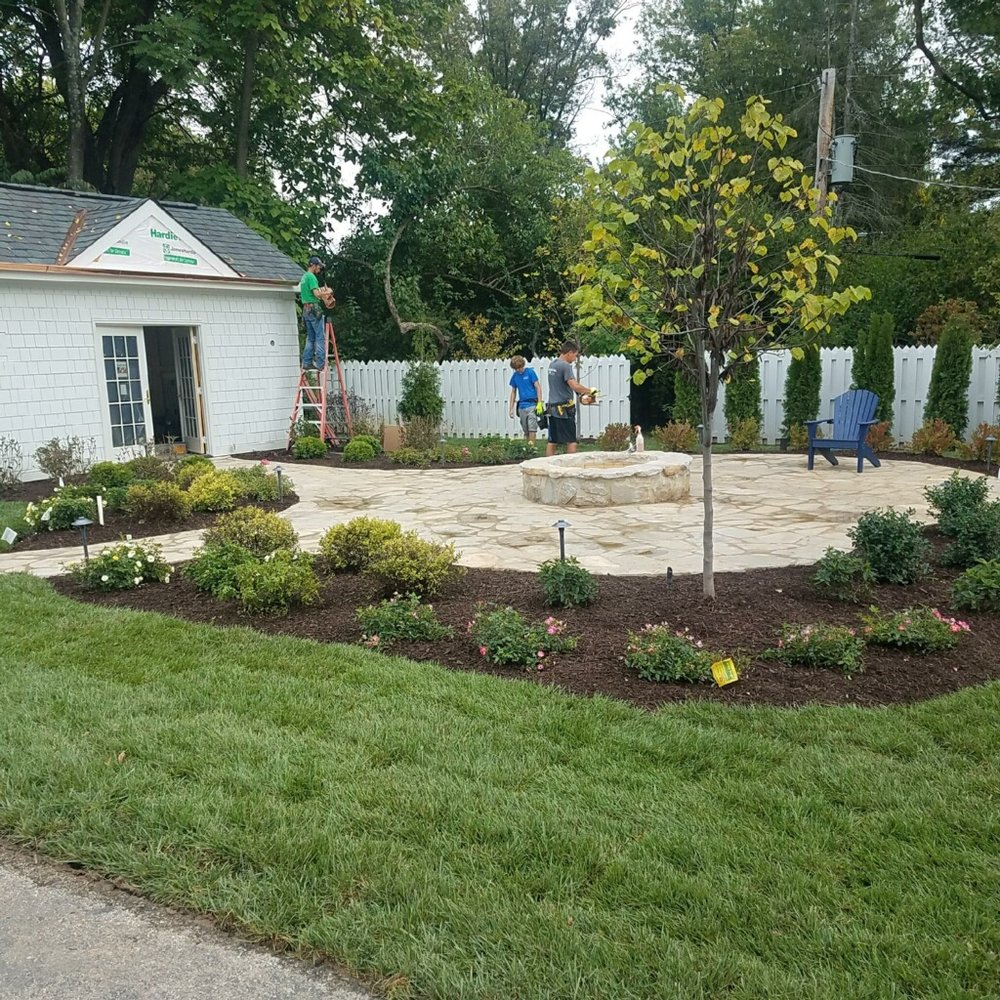 Aim To Amaze Outdoor Services 24 Photos Landscaping 6136 Fisher Rd House Springs Mo Phone Number Yelp
