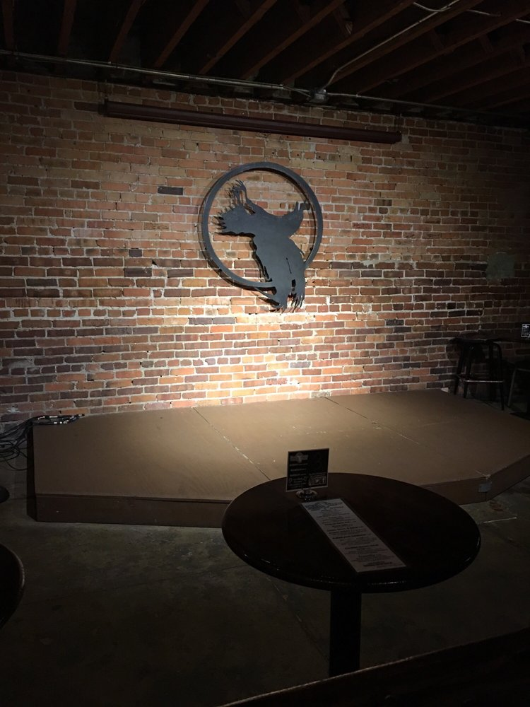 Dead Crow Comedy Room: 265 N Front St, Wilmington, NC