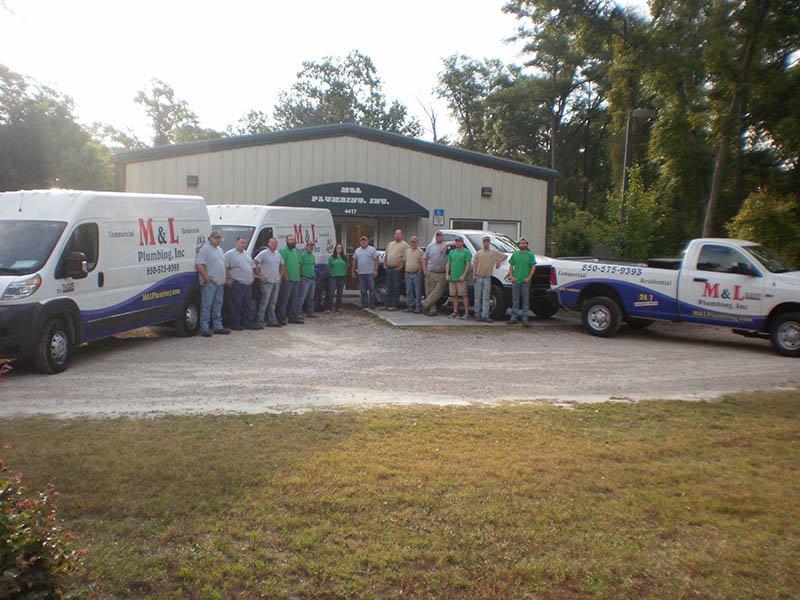 M & L Plumbing: 4417 Crawfordville Hwy, Crawfordville, FL