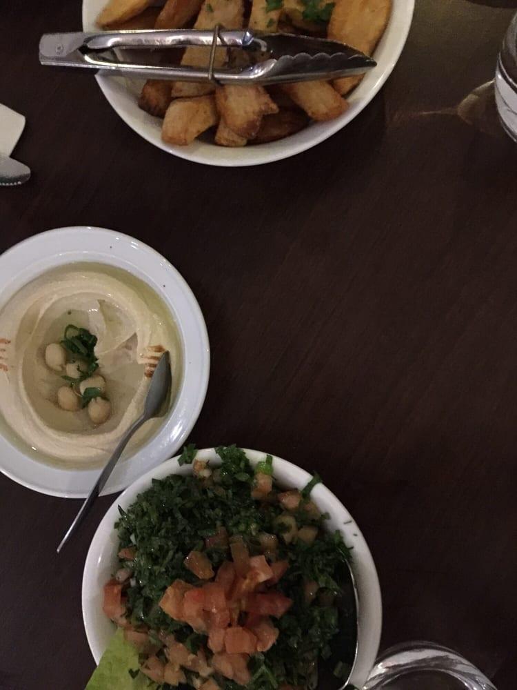 Al amar lebanese cuisine closed lebanese 129 133 for Al amar lebanese cuisine