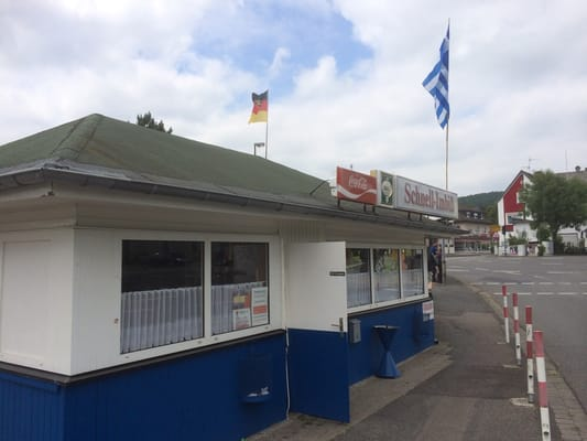 Schnellimbiss Food Stands Baderstr 2 Bad Bodendorf Rheinland
