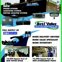 Best Value Auto >> Best Value Auto Collision Parts Closed 21 Photos Body Shops