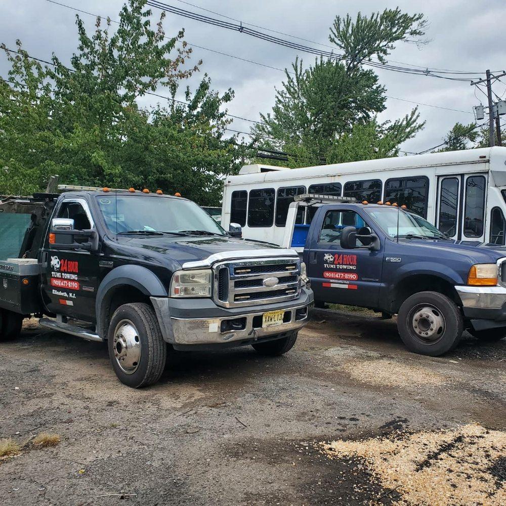 Towing business in Elizabeth, NJ