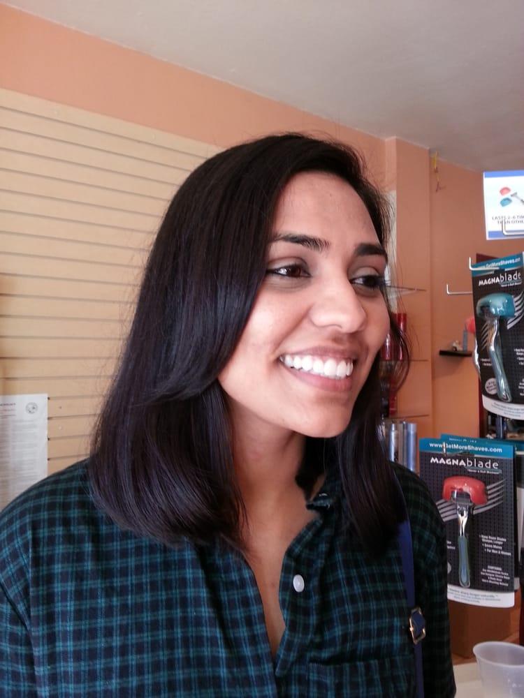 Samran at BEST Cuts Hair Salon: 836 Abrego St, Monterey, CA