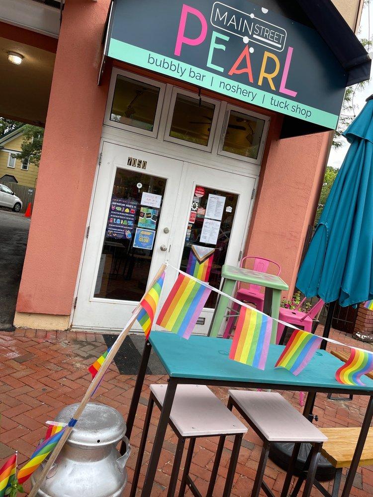 Main Street Pearl : 7050 Carroll Ave, Takoma Park, MD