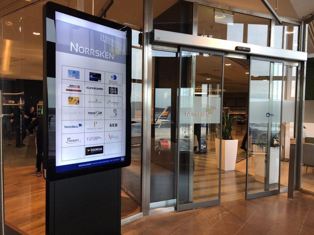 eurocard lounge