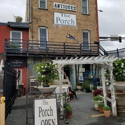 the porch atelier antiques 32 central ave buffalo mn phone number yelp. Black Bedroom Furniture Sets. Home Design Ideas