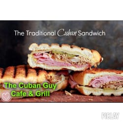 1 The Cuban Guy Cafe Grill