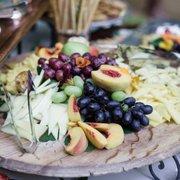 Salad Shots Photo Of Bacio Catering Chico Ca United States