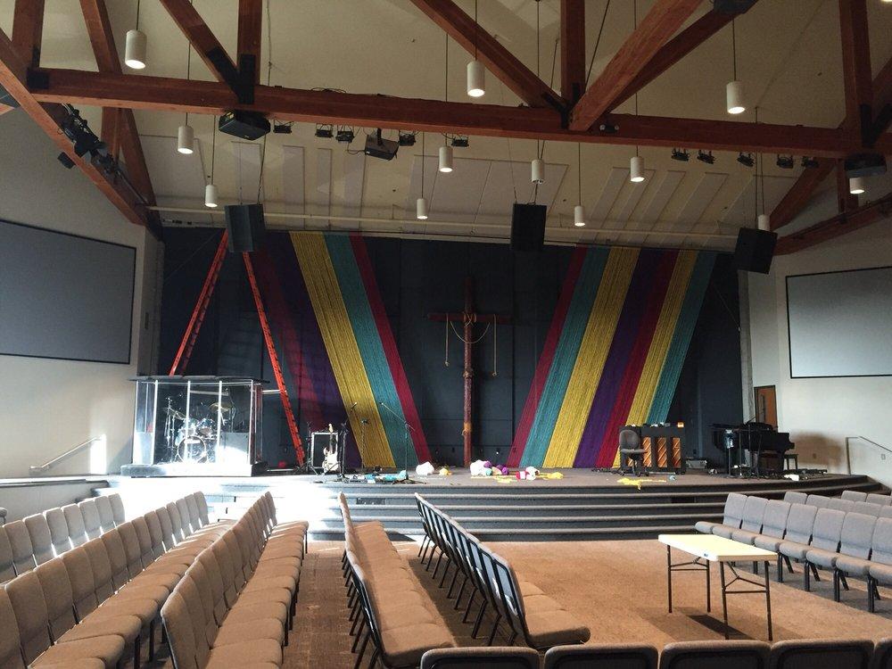 Grace Foursquare Church: 717 SE Everett Rd, Camas, WA