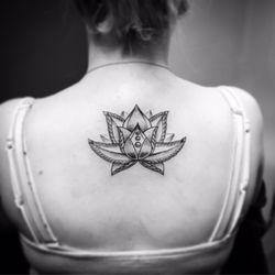 Pain pleasure tattoo