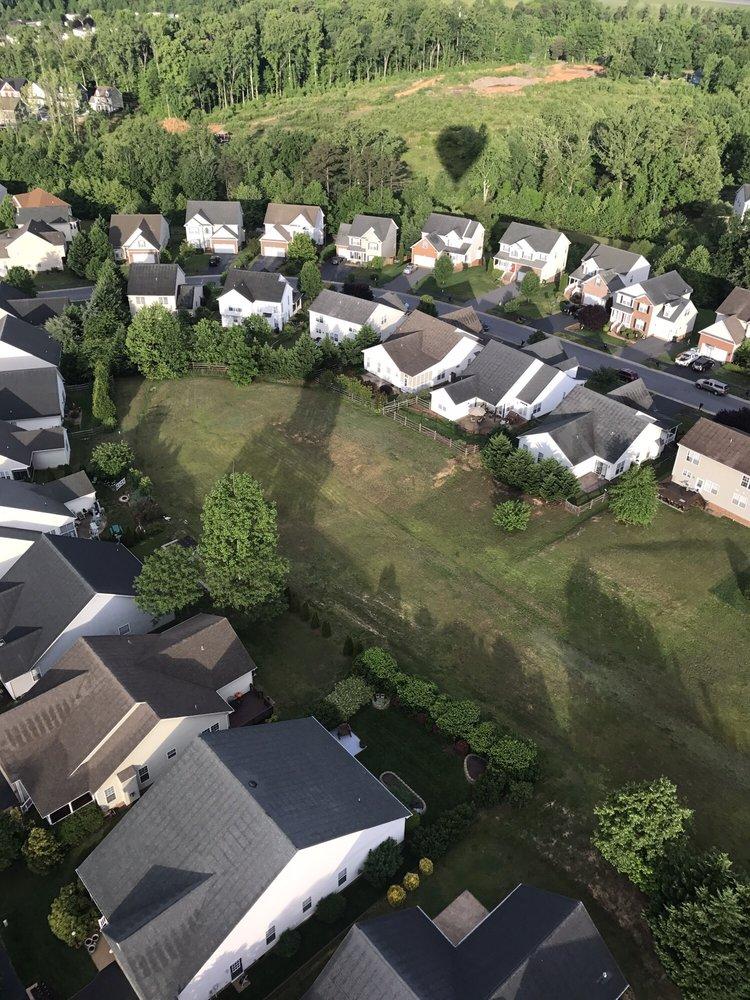 Blue Ridge Balloon: Charlottesville, VA