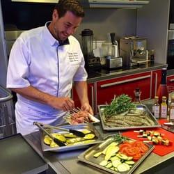 Atelier de cuisine philippe lechat madlavningskurser for Atelier cuisine lyon