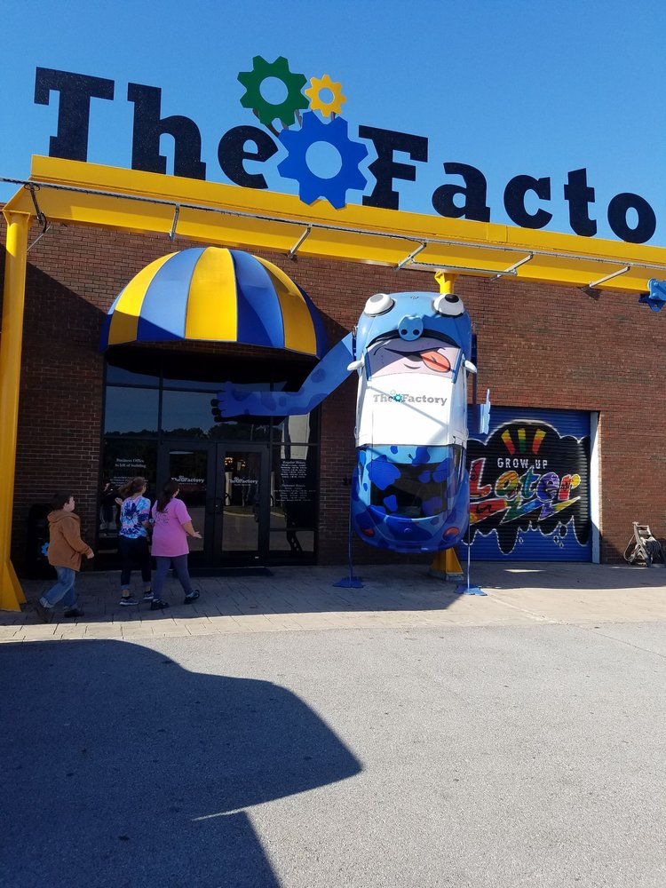 The Factory: 100 Thomas Dr, Gadsden, AL