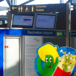 Besucherterrasse Des Frankfurt Airport Sternwarte Frankfurt